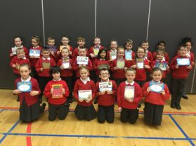 Junior School Awards