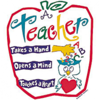 Today is Thank a Teacher Day