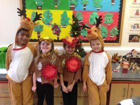 P2 present 'A Magical Christmas Mash Up'.