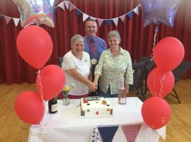 Retirement of Mrs Doherty and Mrs Thompson