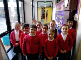 Pupils of the Month in P2-P4